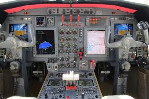 1982 Falcon 50 Duncan Aviation
