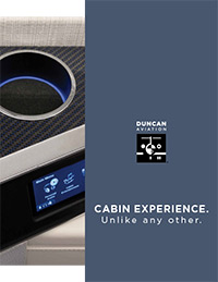 Cabin Experience Brochure