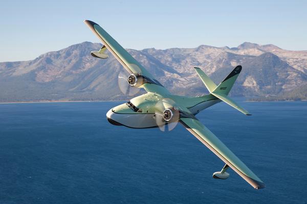 Grumman Albatross Makeover   Duncan Aviation
