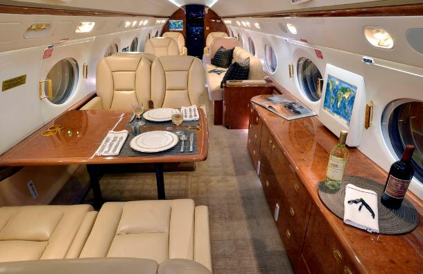 2006 Gulfstream G450 Duncan Aviation