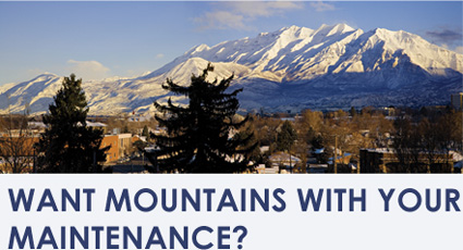 Want Mountains With Your Maintenance?