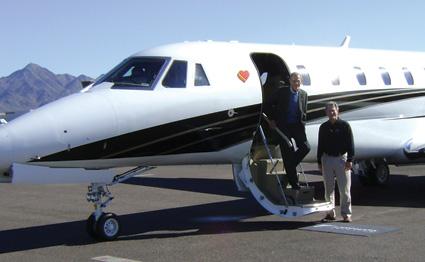 Meeting Love S Aircraft Needs Duncan Aviation