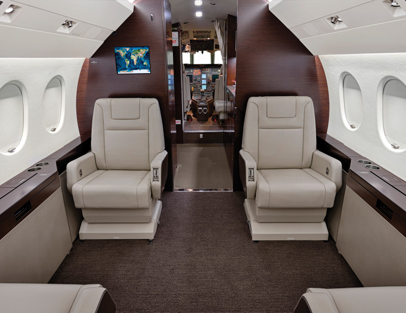 Interior investments duncan aviation for Straight line interiors